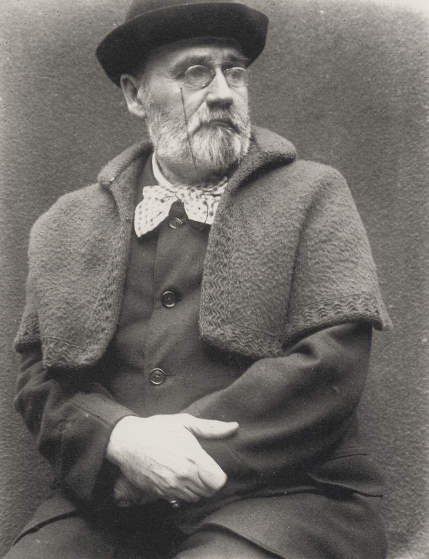 Emile Zola Bac