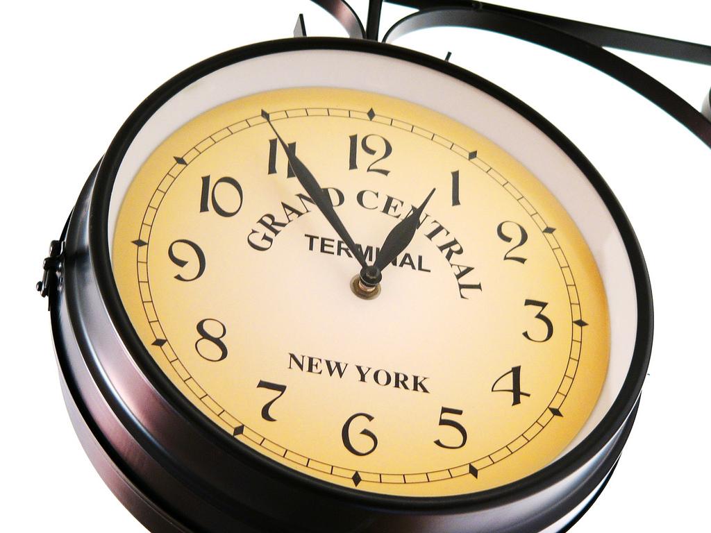 horloge 61 secondes