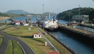 Panama est ouest
